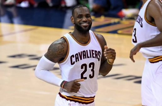 We Have A Game 7 In The NBA Finals: LeBron James Drops 41 Again In The Cavs (115-101) Game 6 Victory Over The Warriors (Video)