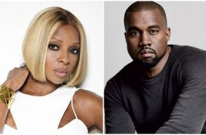 Mary J. Blige Talks Collab With Kanye On New Project