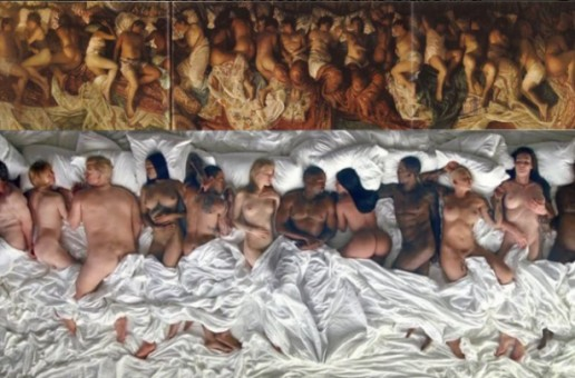 "Simply Amazing: Kanye West Channels His Inner Vincent Disiderios For His New ""Famous"" (Video)"