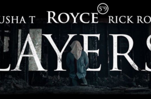 Royce Da 5'9 – Layers Ft. Pusha T x Rick Ross (Video)