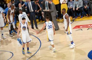 The Golden State Warriors Bench Mob Defeated The Cleveland Cavs (104-89) In Game 1 Of The 2015 NBA Finals (Video)