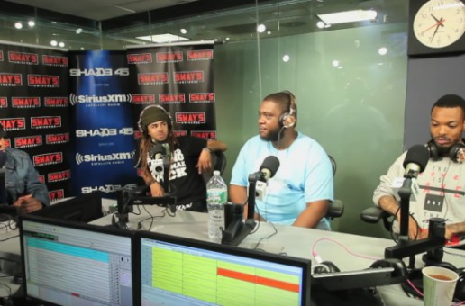 Ar-Ab Sits down For an Interview with Sway and Spits a Freestyle for Sway's Universe on Shade 45