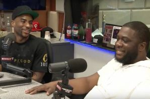 AR-AB Talks His Deal With Cash Money, Philly & More On The Breakfast Club (Video)