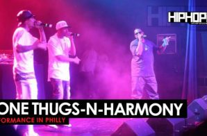Bone Thugs-N-Harmony Performance in Philly (6/2/16)
