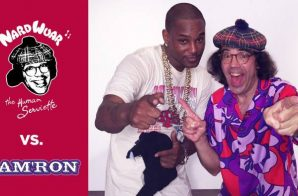 Nardwuar Interviews Cam'Ron (Video)