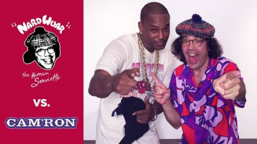 cam-1-500x281 Nardwuar Interviews Cam'Ron (Video)
