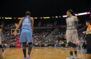 The Atlanta Dream Fall Short To The Minnesota Lynx (110-78); The Dream Host The Connecticut Sun This Sunday