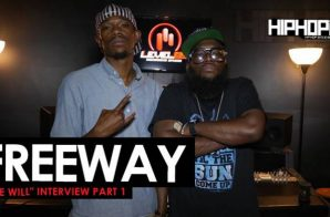 "Freeway ""Free Will"" Interview (Part 1)"