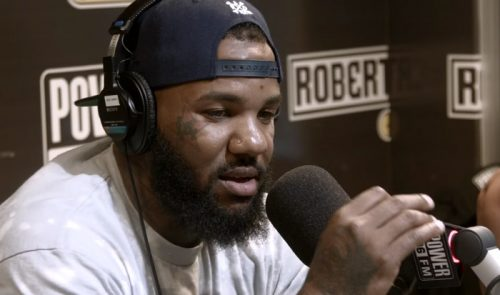 "game-power-106-freestyle-500x295 The Game Spits ""Breakfast Bars"" On Power 106"