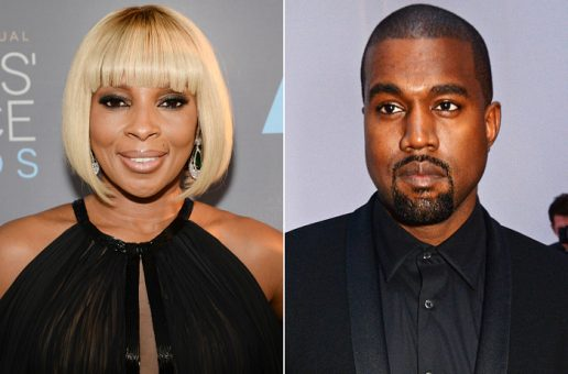 Mary J. Blige Readies New Album, Taps Kanye West & Hit-Boy