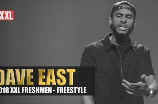 Dave East XXL Freshman 2016 Profile Interview + Freestyle (Video)