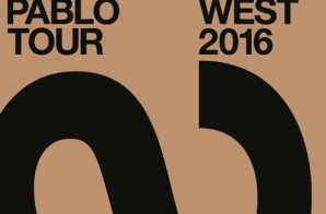 Kanye West Announces 'Saint Pablo' Tour & Dates!