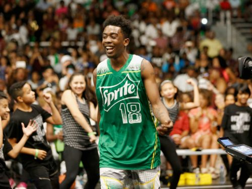 panda-500x376 Sprite's 2016 Celebrity Basketball Game (BET Experience at L.A. Live) (Recap)