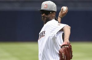 Take Me Out To The Ball Game: Snoop Dogg Throws The First Pitch At The Braves vs. Padres Game (Video)