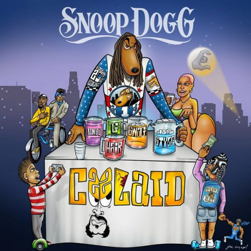 "snoop-dogg-coolaid-500x500 Snoop Dogg Reveals ""Coolaid"" Tracklisting"