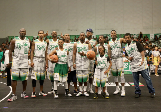 BET Experience Celebrity Basketball Game Presented by Sprite