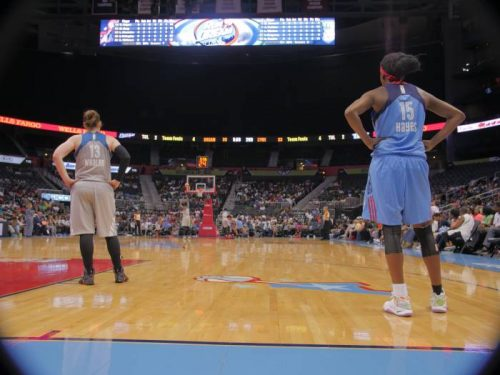 tiff-haynes-500x375 The Atlanta Dream Fall Short To The Minnesota Lynx (110-78); The Dream Host The Connecticut Sun This Sunday