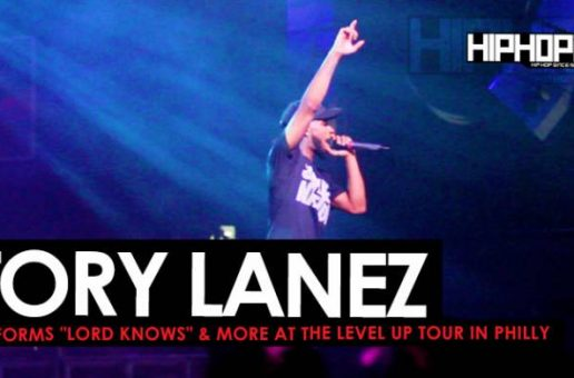 "Tory Lanez Performs ""Lord Knows"" and more in Philly – The Level Up Tour"