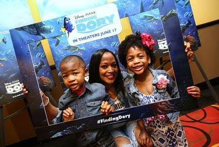 "unnamed-1-5 Keshia Knight Pulliam Hosts The Private Screening of Disney's ""Finding Dory"" In Atlanta"