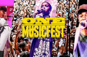 ONE Musicfest 2016 Will Feature The Dungeon Family, Ice Cube, Erykah Badu, Gary Clark Jr, Andra Day, Busta Rhymes & More