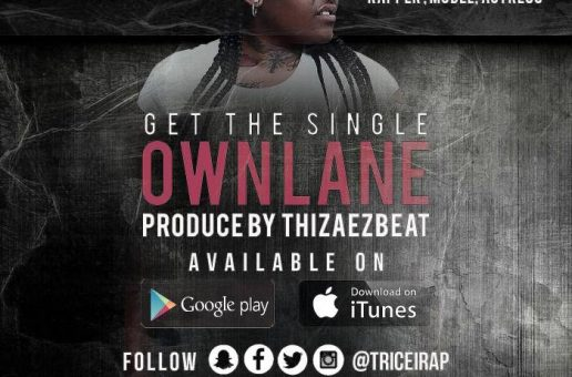 Trice – Own Lane (Official Video)