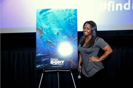 "unnamed-23 Keshia Knight Pulliam Hosts The Private Screening of Disney's ""Finding Dory"" In Atlanta"