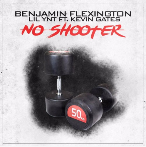 Benjamin-Flexington-No-Shooter-497x500 Benjamin Flexington & Lil YNT ft. Kevin Gates - No Shooter