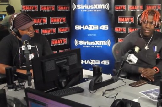Lil Yachty Talks Being the King of the Youth, Hanging Out with Kylie Jenner, and more on Sway In The Morning (Video)