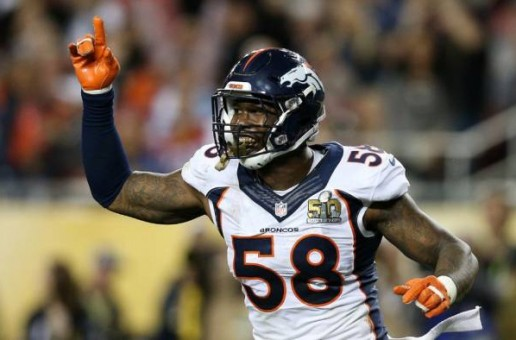 Signed, Sealed, Delivered: Von Miller Agreed To a 6 Year/ $114.5 Million Dollar Deal With $70 Million Guaranteed