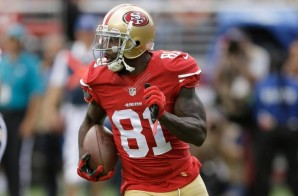 The Detroit Lions Agree to a One Year Deal with WR Anquan Boldin