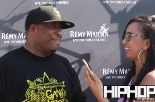 HHS1987's DJ Premier Interview & #RemyProducers Event Recap In NYC