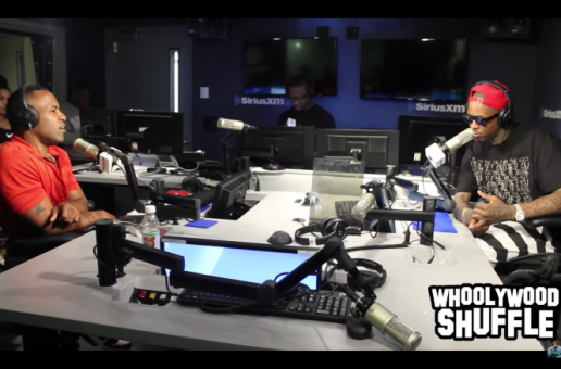 "YG Talks Secret Service, Censoring Lyrics On ""Still Brazy"" & More W/ DJ Whoo Kid (Video)"