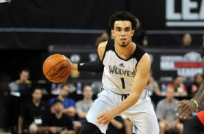 Minnesota Timberwolves PG Tyus Jones Was Named the 2016 Samsung NBA Summer League MVP