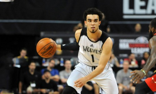 TyusJones_SummerLeague1-660x400-500x303 Minnesota Timberwolves PG Tyus Jones Was Named the 2016 Samsung NBA Summer League MVP