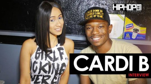 cardi-b-interview-500x279 Cardi B Talks Music, Girl Power, Love & Hip-Hop,  & More with HipHopSince1987
