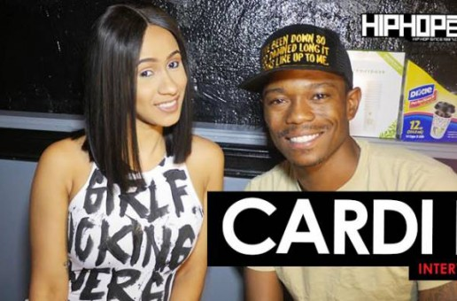 Cardi B Talks Music, Girl Power, Love & Hip-Hop,  & More with HipHopSince1987