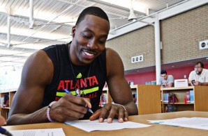 Welcome To Atlanta: The Atlanta Hawks Sign Eight Time NBA All-Star Dwight Howard