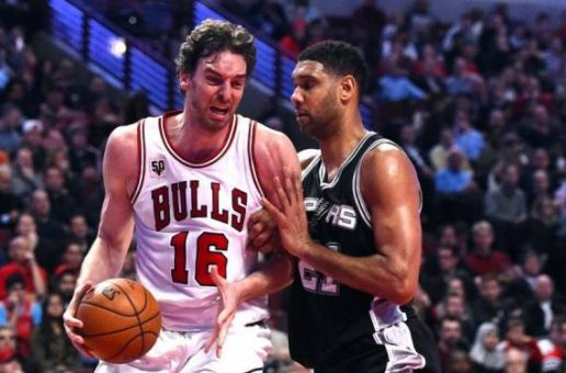 Pau Gasol Has Agreed To A 2 Year $30+ Million Dollar Deal With The San Antonio Spurs