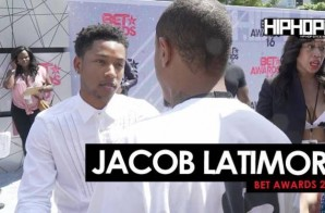 Jacob Latimore Talks Working With Will Smith, Upcoming New Music & More On The 2016 BET Awards Red Carpet (Video)