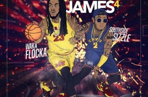 Waka Flocka – Lebron Flocka James 4 (Mixtape)