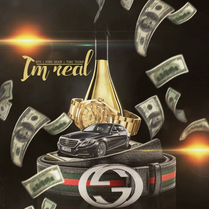 Ntg I M Real Ft Yung Draw Amp Tone Trump Official Video