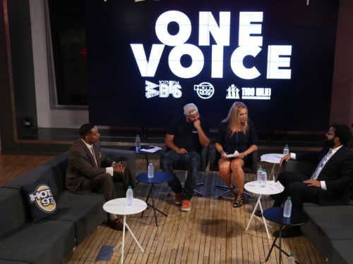 onevoice01-500x375 Hot 97's #OneVoice Live Stream Discussion Recap
