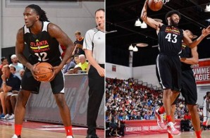 True To Atlanta: The Atlanta Hawks Sign First-Round Picks Taurean Prince and DeAndre' Bembry