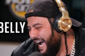 Roc Nation's Belly Freestyles for Funkmaster Flex (Video)