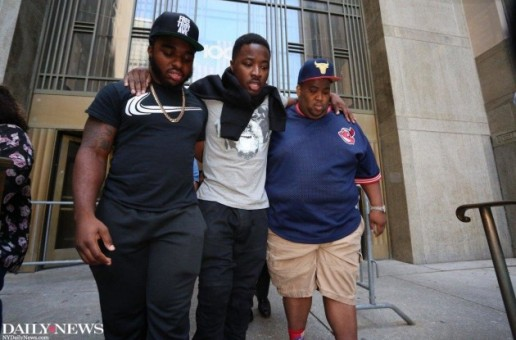 Troy Ave Released After Posting $500K Bond