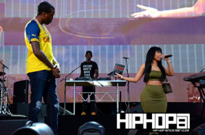 "Meek Mill Performs ""Levels"", ""House Party"" & More In Philadelphia At Made In America 2015 (Video)"