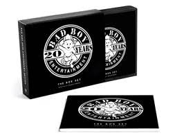 unnamed-4-1 Bad Boy Entertainment Set To Release a Bad Boy 20th Anniversary Box Set Edition (Available August 12th)