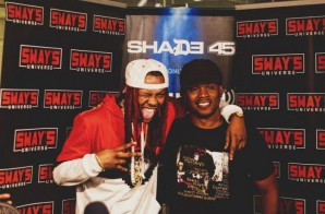 Mike Zombie Talks Favorite Jersey MCs, Working With Drake, & Raps Over His Own Beats On Sway In The Morning (Video)