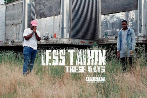yt-500x334 Bless & YT - Less Talking These Days (Mixtape)