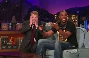 "Montell Jordan Performs ""This Is How We Do It"" On The Late Late Show"